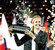 Svitolina beats Wozniacki to lift Dubai Open title