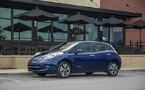 Nissan electric subcompact below Leaf in future...