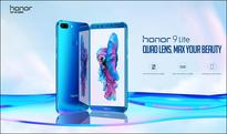 Honor 9 Lite: Four -camera set-up to disrupt mid-segment market