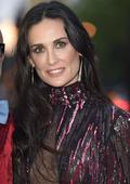 Demi Moore looks flawless as she hits Vogue 100 Dinner, before getting blear-eyed at afterparty