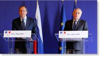 BEST OF THE WEB: French foreign minister calls for end to anti-Russian sanctions