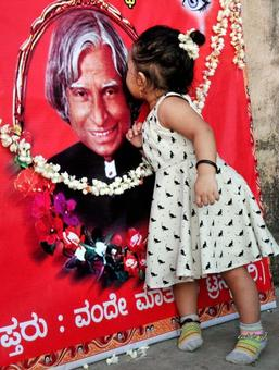 In tribute to Kalam, NASA names new bacteria after him