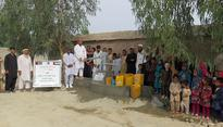 Khalifa Foundation Implements Drinking Water Project
