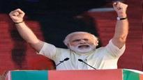 Modi govt @ 2:NDA celebrates vikas parv,showcases 'Strong India'