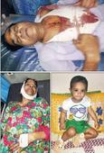 Wadala elderly couple beaten up by neighbour