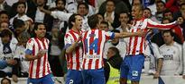 Atletico stun Real Madrid in King's Cup final