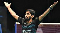 Kidambi Srikanth to skip Hong Kong Super Series to be fully ready for Dubai