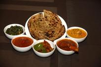 A paradise of parathas