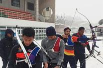 No winter blues for archers in South Korea