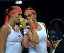 Fed Cup: Kristina Mladenovic, Caroline Garcia to spearhead France in final against Czech Republic