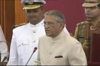 Terrorism is one of the biggest challenges in India, says UP Governor BL Joshi