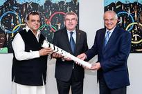 IOC and FIH Presidents discuss future collaboration