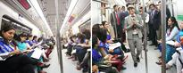 Delhi Metro starts a Know Your Metro campaign for commuters convenience