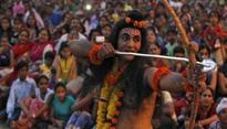 Nation to celebrate Dussehra today; PM Modi to be present at Red Fort