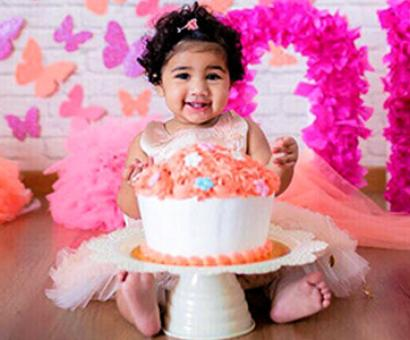 Allu Arjun's daughter turns one