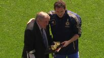 Tambling gives Lampard golden boot
