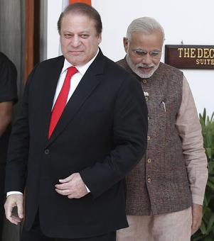 Modi's foreign policy: A bag of old tricks