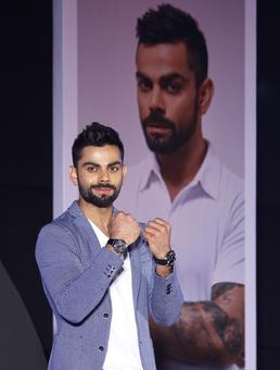 Kohli only Indian in world's highest paid athletes' list