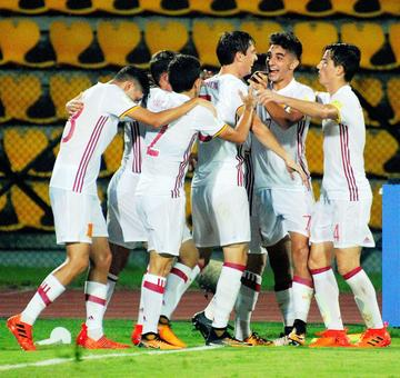 Under-17 WC SF: Spain's Tiki-Taka vs Mali's all-out attack