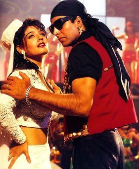 Akshay Kumar's party playlist!
