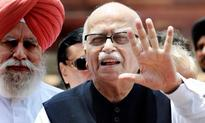 Advani withdraws resignation