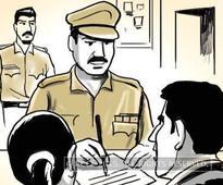 Cops on his heels, Congress leader Lala knocks governor's door