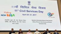 High attendance of bureaucrats at Civil Services day function
