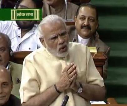 7-hour debate on PM's pet GST Bill in Lok Sabha tomorrow, prep today