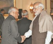 Ex-def secy RK Mathur takes oath as new CIC
