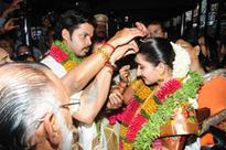 Sreesanth weds Jaipur Royal family girl