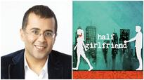 Chetan Bhagat shares news of making it to Best Reads List; gets mocked on Twitter again