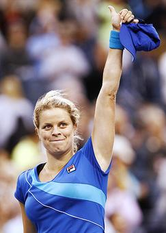 Clijsters, Roddick new Hall of Fame inductees