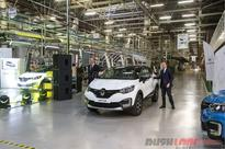 Renault Kaptur (Honda BR-V rival) enters production, India launch in 2017