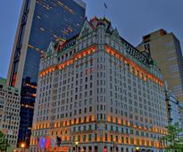 New York's Iconic Plaza Hotel Is Up on the Auction Block