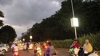 North civic body to light up dark spots for safety of women