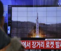 North Korea launches short-range projectiles