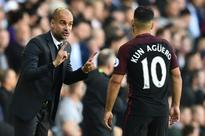 Guardiola backs Aguero to recover from penalty pain (AFP)