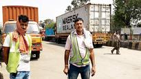 Tughlakabad Inland Container Depot workers, pain is part of life