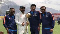 Virat Kohli dubs India's 2-1 Test series win against Australia as 'best ever'