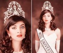 22yrs of Miss Universe win for this beauty!