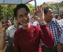 As Myanmar powerbrokers talk, could Suu Kyi emerge as president?