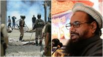 JuD caravan led by Hafiz Saeed's son stopped near LoC, wanted to send 'relief material' for Kashmiris