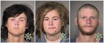 Prosecutors: Trio tied to Marin slaying used blood-moistened cash