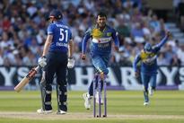 Sri Lanka's Lakmal fined half match-fee for misconduct