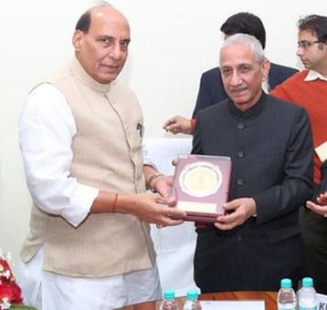 Dineshwar Sharma will decide whom to talk to in J&K: HM