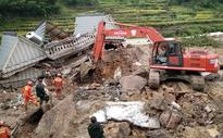 Six dead in two China landslides