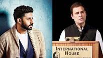 Even Abhishek Bachchan is a dynast: Watch Rahul Gandhi's full speech at University of California, Berkeley