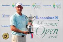Norris seals Myanmar Open title, Danny 10 strokes behind