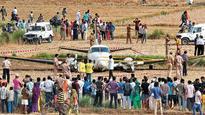 Air ambulance crashes near Delhi, all 7 survive