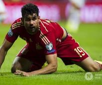 Costa, Mata, Torres left out by Spain